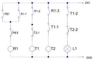 Rekayasa Kendali 1 Rangkaian Sekuensial Dasar 2 Timer